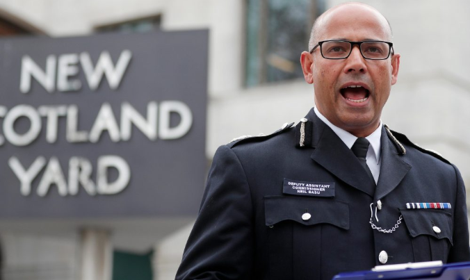 Letter From a Salisbury Resident to Assistant Commissioner Neil Basu