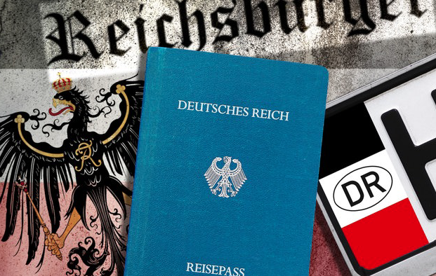 "German Right-Wing Movement Name themselves ""Citizens of the Reich"""