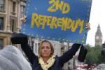 BREXIT: EU referendum 2.0 - dead in the water