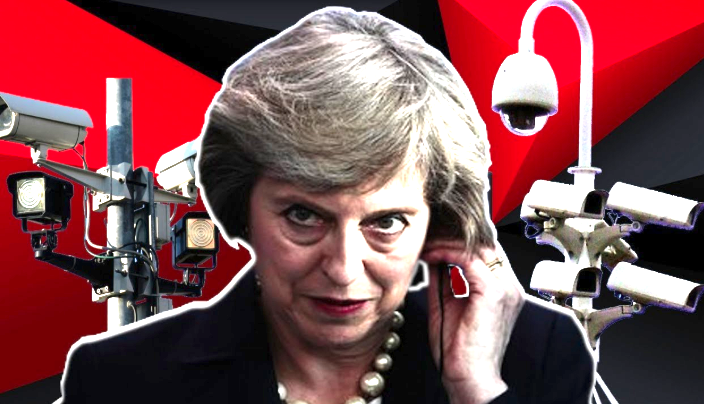 Landmark Judgement: Theresa May's Surveillance State Deemed Illegal