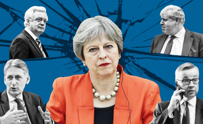 Brexit - Is the final implosion of the Conservatives now just days away?