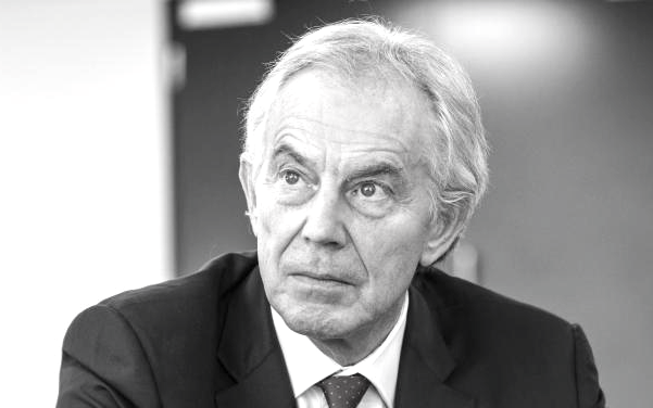 Is Tony Blair's Trojan Horse into Mainstream Politics - The People's Vote?