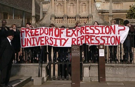 Free speech on campus is under threat – and the Government's Prevent scheme poses one of the greatest risks