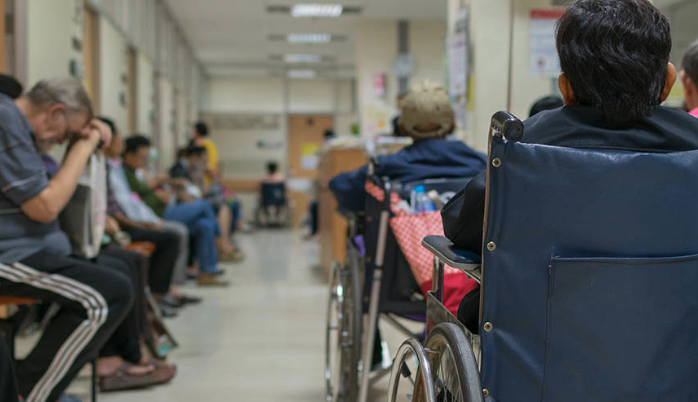 A good day to bury bad news - NHS waiting times scrapped