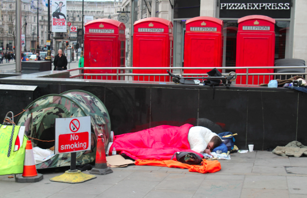 Study finds third of homeless people die from treatable conditions