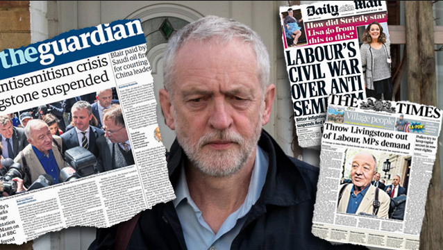 REVEALED: The epicentre of Corbyn's anti-Semitism story