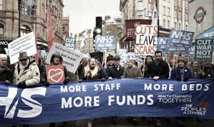 Amazon NHS partnership - more backdoor privatisation?