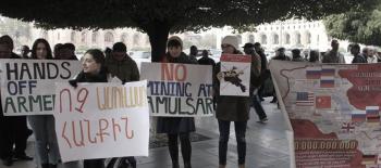 A Jersey mining company's $2 billion attack on Armenia's democracy