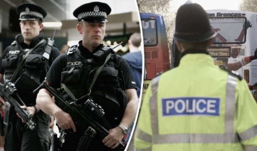 The near collapse of national security and policing
