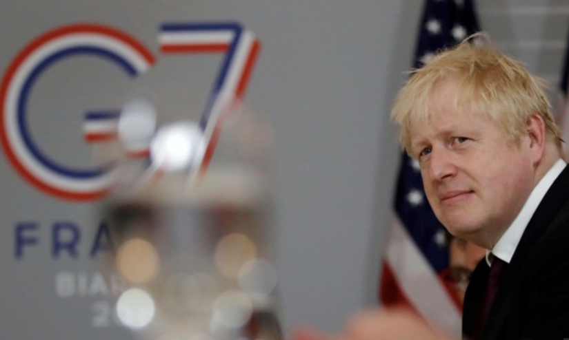 Channel 4 barred from G7 for criticising PM Johnson