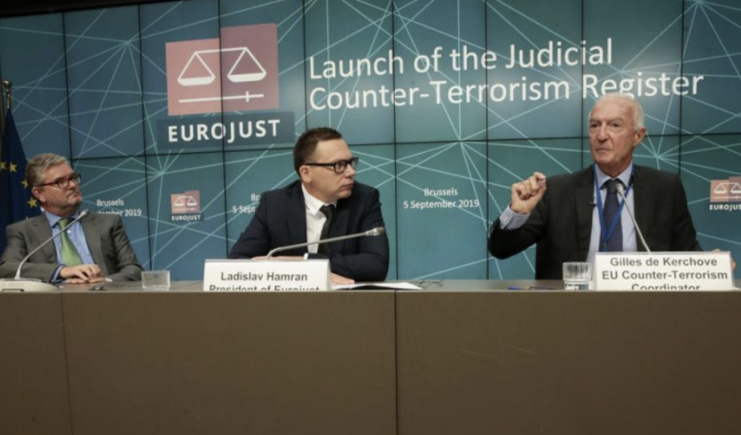 EU launches new counter-terrorism database - Without Britain