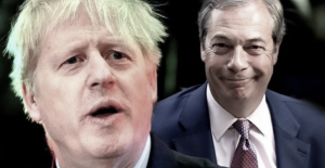 Revealed: Election pact between Johnson and Farage edges closer