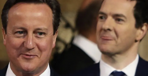 As David Cameron resurfaces 'Broken Britain' disintegrates