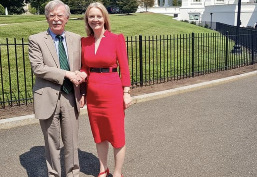 Is Liz Truss planning to sell out our environment for a trade deal after Brexit?