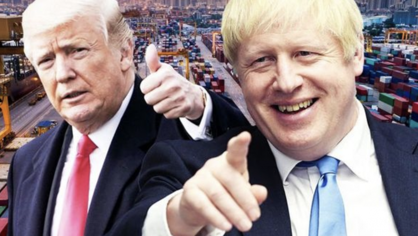 Boris Johnson tells US business what a post-Brexit deal really means for them
