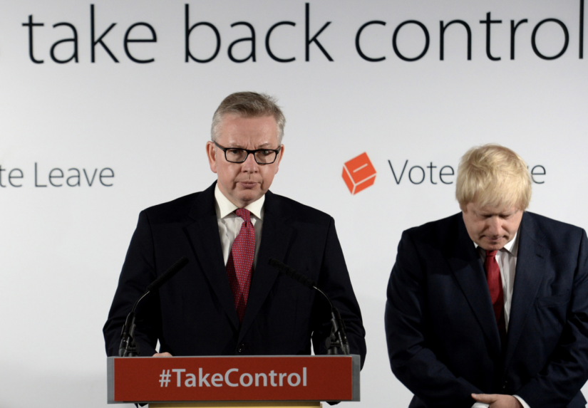 Electoral Manipulation - Questions for Johnson, Gove and Cummings