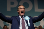 If Brexit is extended - Commissioner Farage?