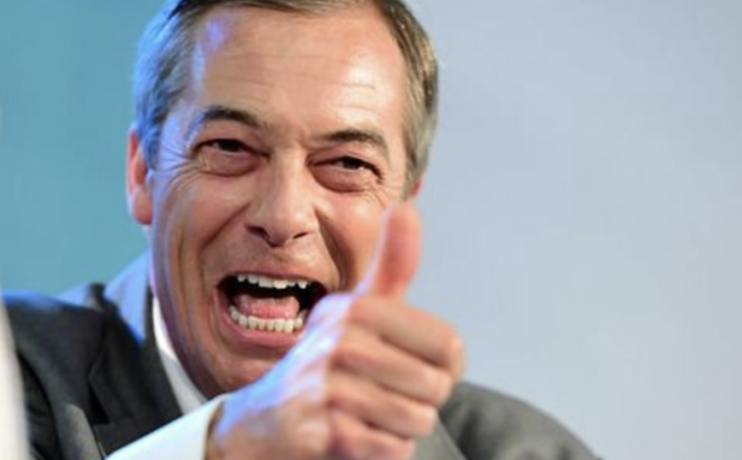 Farage, the Brexit Party and the con trick