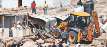 Bedouin mass eviction - Israel to drive Palestinians off their historic lands