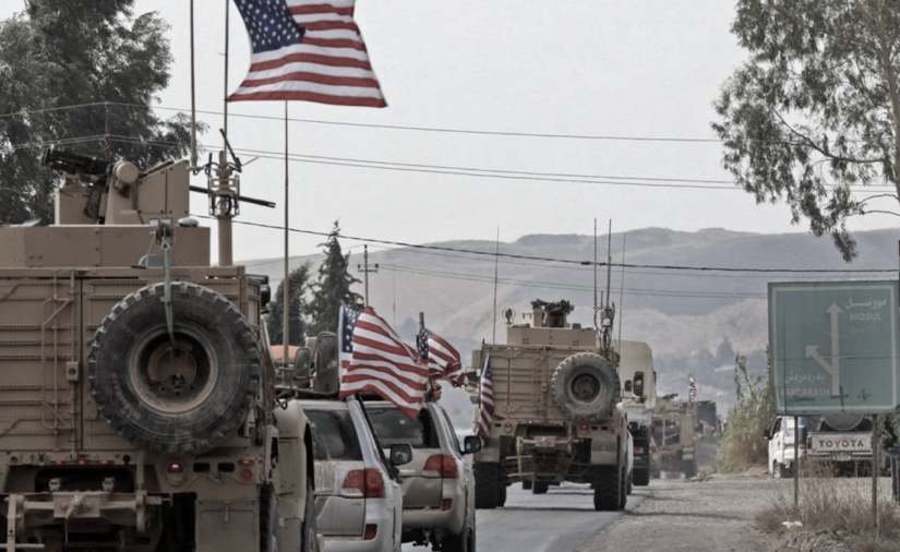 US Special Forces secrets could fall into hands of Russians as Kurds side with Syria