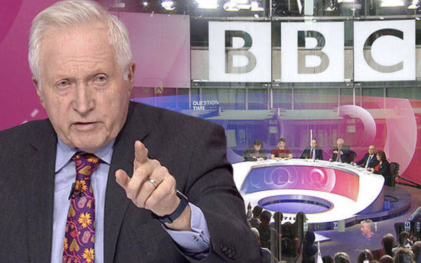 How the media, including the BBC is manipulated by government propaganda