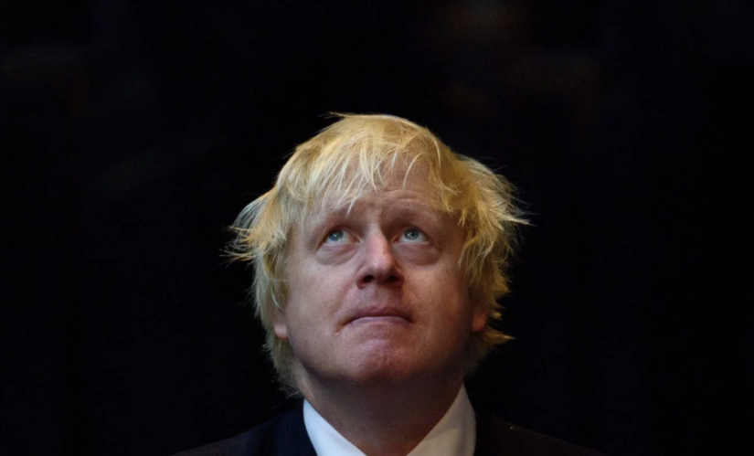 Another Johnson scandal brews - this time the Tories and Brexit is funded by a foreign hostile state