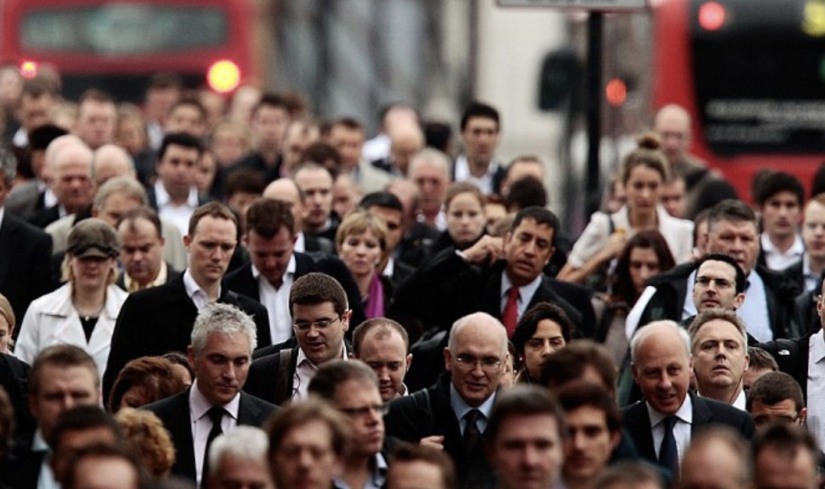 Living standards grow at slowest rate since last world war
