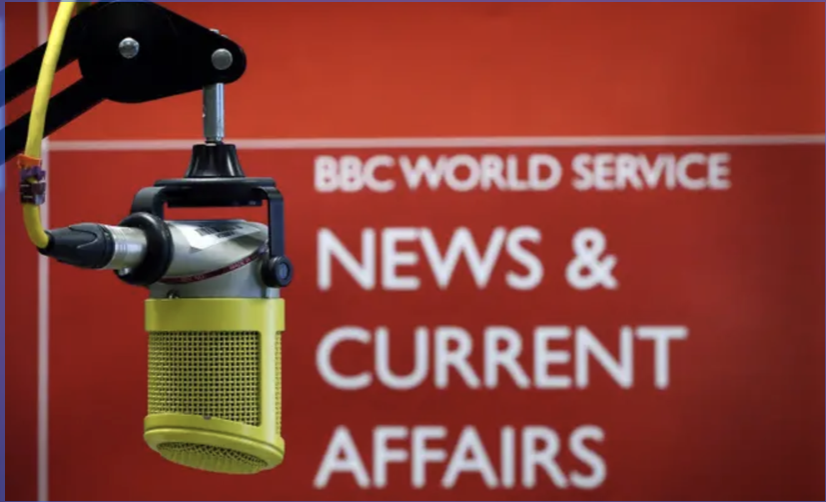 BBC an instrument of government foreign policy