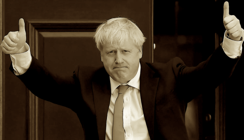Propaganda - Gov't creates film factory to rewrite Brexit history