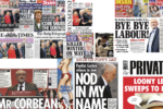 Election: LSE report on the British Press - 'From watchdog to attack dog'