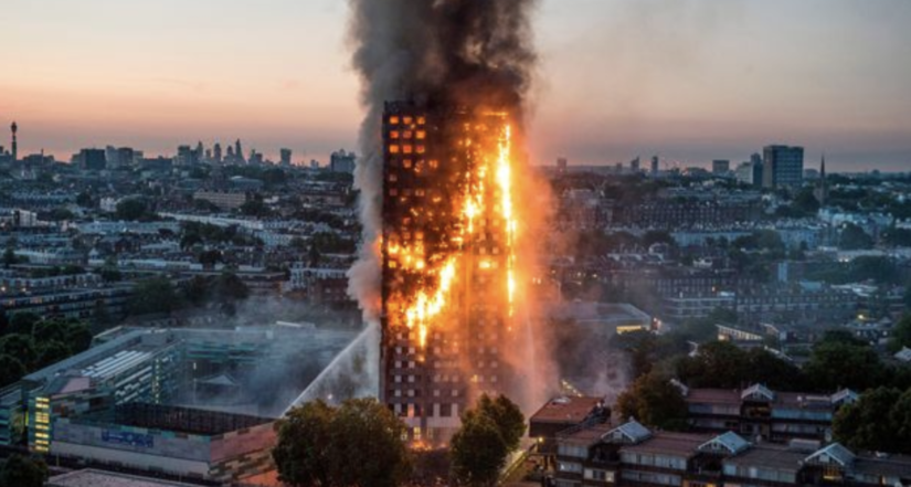 Grenfell Tower - 'Independent experts' advised by lobbyists for combustible insulation manufacturers