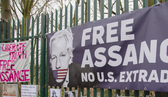 Assange: British justice in the dock