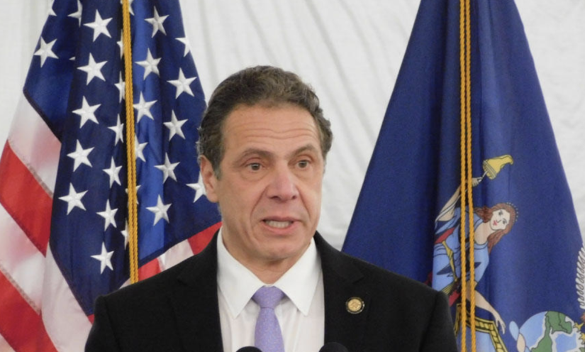 New York governor asks Trump to mobilise army to prevent COVID-19 meltdown
