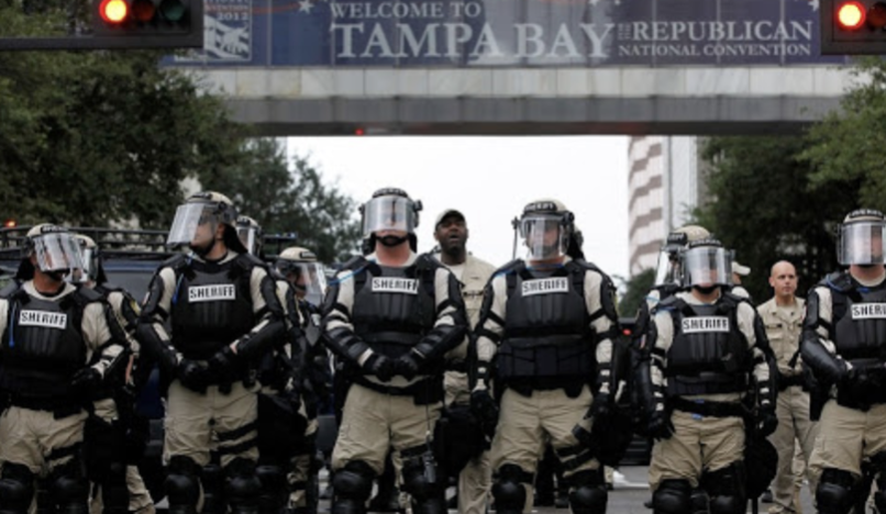 Detect, Deter and Annihilate: How the U.S. Police State Will Deal with a Coronavirus Outbreak