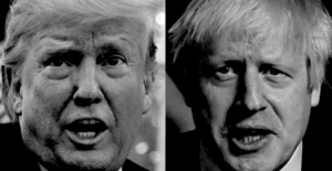 Boris Johnson is well enough to agree UK/US trade deal