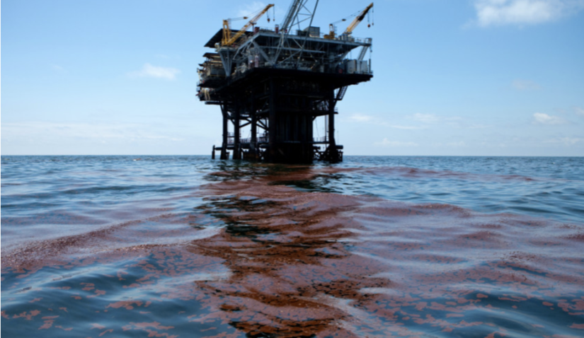 The 'staggering' fall of global fossil fuel demand