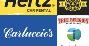 Wave of global brands file for bankruptcy