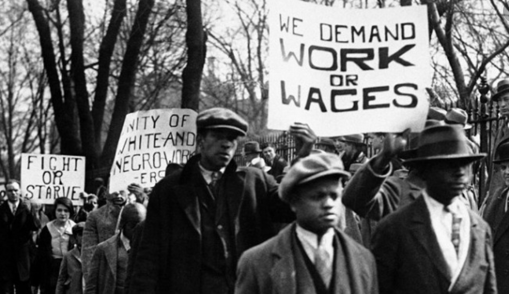 Unemployment in USA now exceeds that of 1933 Great ...