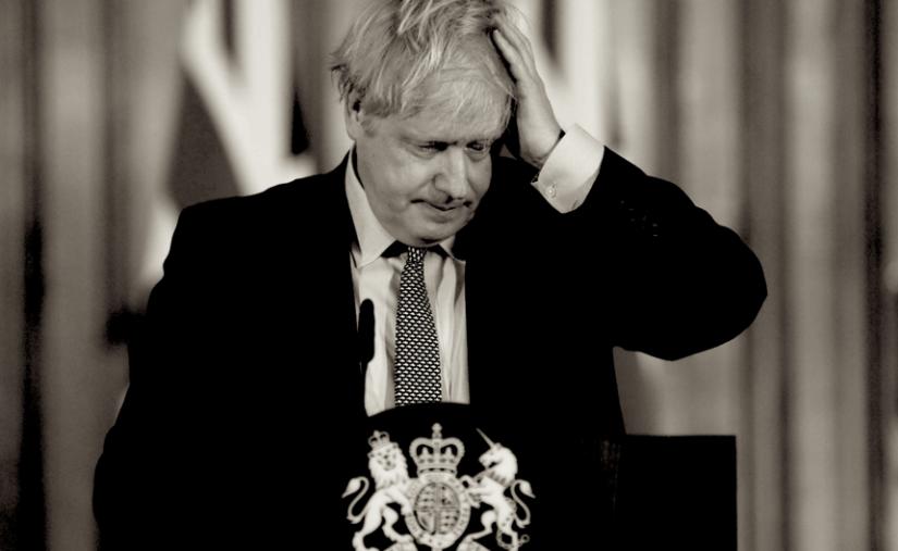 "The Spectator - ""Boris Johnson Isn't Fit To Lead"""