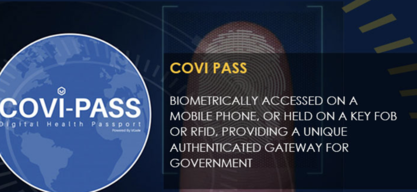 Health Passports - biosurveillance and pervasive health monitoring about to be rolled out