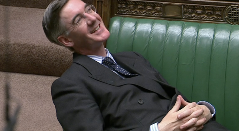 Rees-Mogg's 'absurd' anti-democratic plan voted down