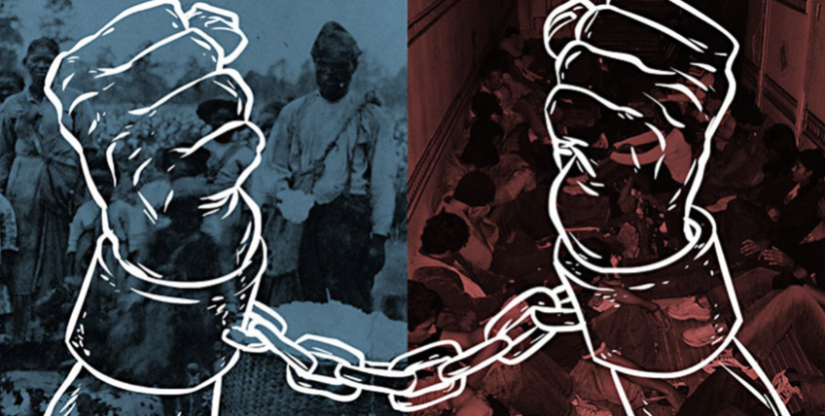 We should abolish modern slavery before statues