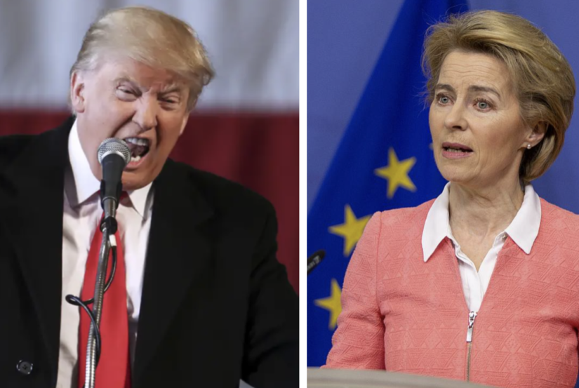 70 per cent of 'red wall' voters want deal with EU - majority frightened by Trump's America