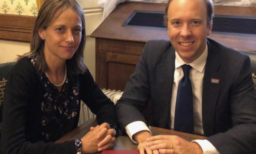 Tory MP: Student nurses 'not deemed to be providing a service'