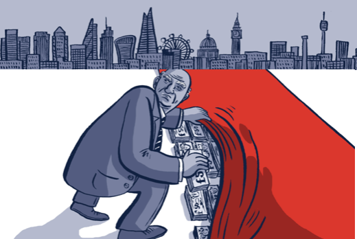 Brexit Britain - Kleptocrats at the Gates of Democracy