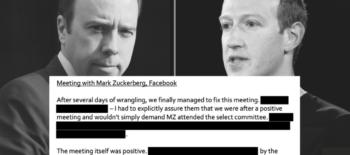 Shocking revelations of a meeting between Zuckerberg and Hancock