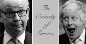 Nothing Funny About Britain's Comedy of Errors
