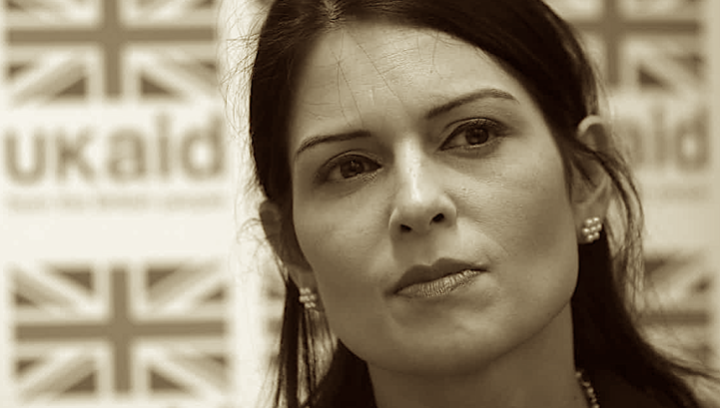 Priti Patel quietly scopes out return of death penalty in Britain