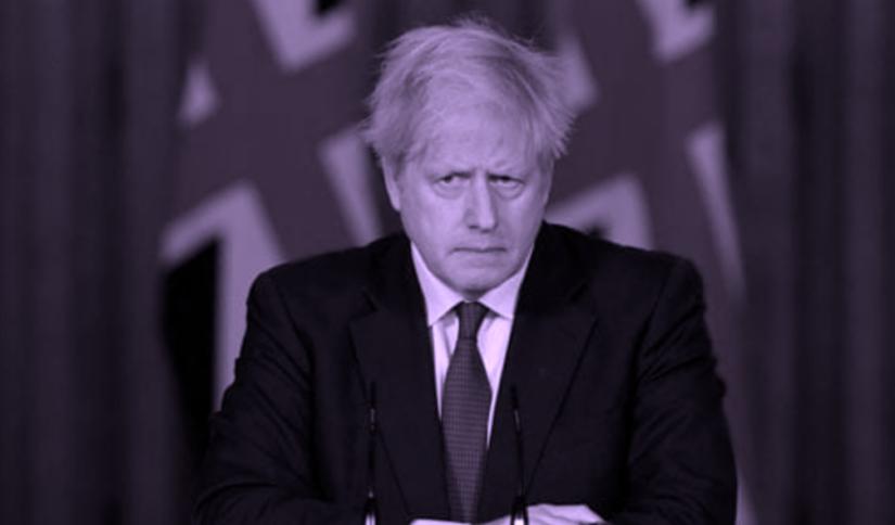 State Propaganda in Action - Boris Johnson the 'Liberal'