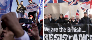 Could what happened in America - happen in the UK?